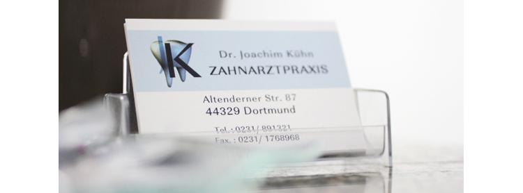 © Zahnarztpraxis Dr. Joachim Kühn
